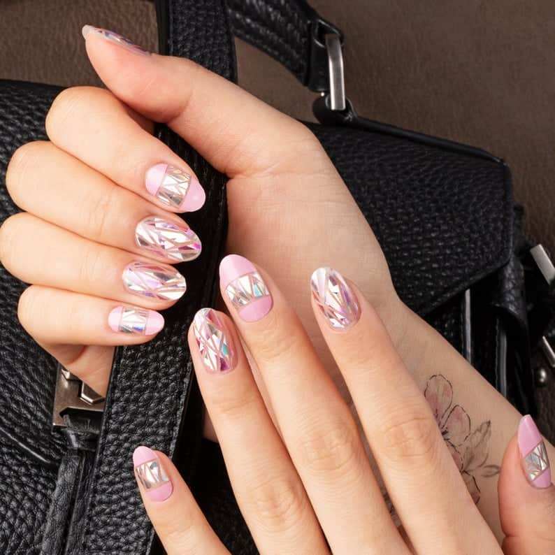 50+ Best Stick On Nail Polish You Need To Try!