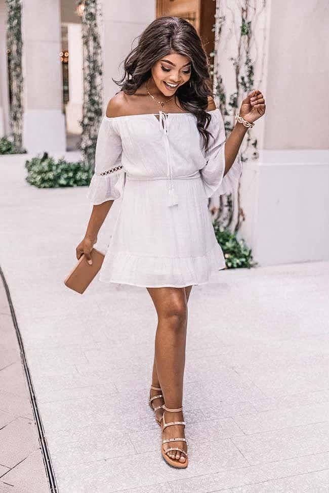 spring dresses 2021, spring dresses, grey dress, spring dresses casual, spring dresses classy, spring dresses for teens, white dress, mini dress