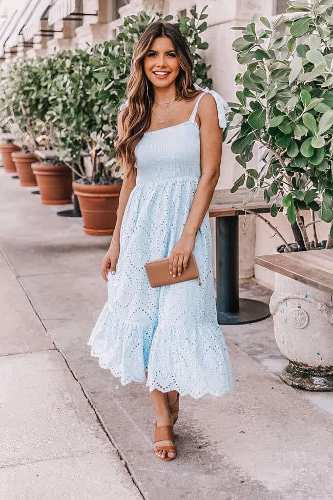 spring dresses 2021, spring dresses, grey dress, spring dresses casual, spring dresses classy, spring dresses for teens, midi dress, baby blue dress