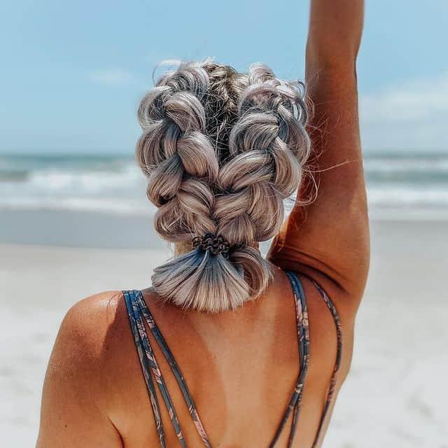 braided hairstyle, long braided hairstyle, boho braids, boho braids hairstyle, easy braided hairstyle, wedding hair, wedding hairstyles, braided wedding hair, braids for long hair, braided hairstyles for wedding, braided hairstyles for long hair, braided hairstyle short, short braids