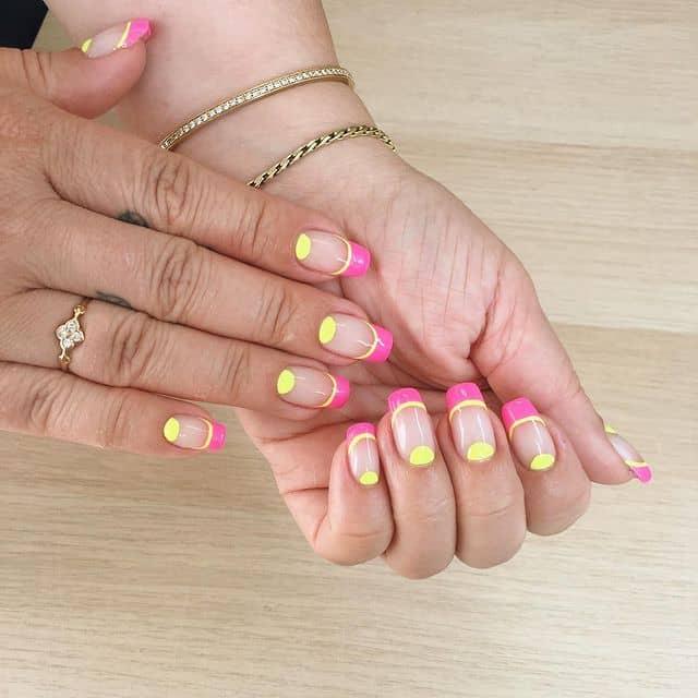 summer nails, summer nails 2021, summer nail ideas, summer nail colors, summer nails acrylic, summer nail designs, summer nail art, easy summer nails, cute summer nails, summer nails short, summer nail trends, pink nail ideas, yellow nails