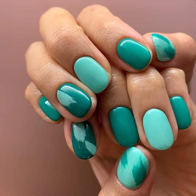 summer nails, summer nails 2021, summer nail ideas, summer nail colors, summer nails acrylic, summer nail designs, summer nail art, easy summer nails, cute summer nails, summer nails short, summer nail trends, teal nails, teal nail art