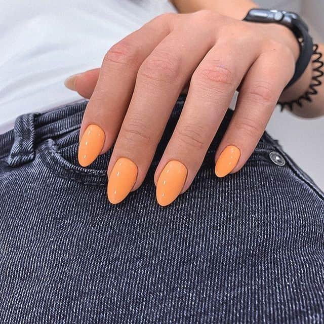 summer nails, summer nails 2021, summer nail ideas, summer nail colors, summer nails acrylic, summer nail designs, summer nail art, easy summer nails, cute summer nails, summer nails short, summer nail trends, orange nails, orange nail art, orange nail ideas