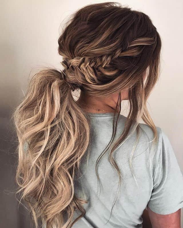 braided hairstyle, long braided hairstyle, boho braids, boho braids hairstyle, easy braided hairstyle, wedding hair, wedding hairstyles, braided wedding hair, braids for long hair, braided hairstyles for wedding, braided hairstyles for long hair, braided ponytail, braided hairstyle ponytail