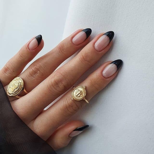 neutral nails, neutral nail designs, neutral nail color, neutral nails acrylic, neutral nail ideas, neutral nail art, neutral nail polish, neutral nail art simple, abstract nail art, abstract nails, black French tips
