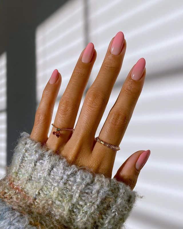 pink nails, pink nail art, pink nail designs, pink nail ideas, pink nails acrylic, pink nail polish, spring nails, ombre nails