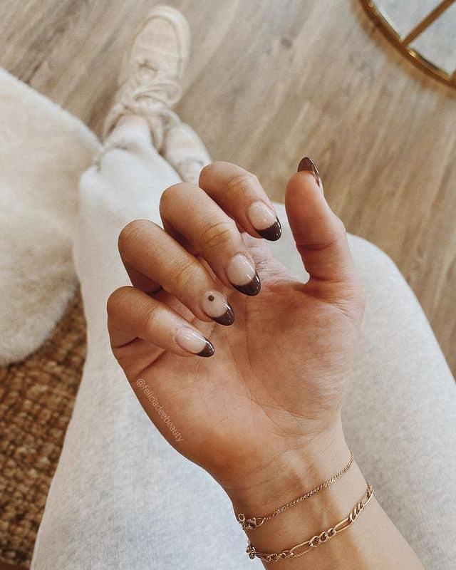 neutral nails, neutral nail designs, neutral nail color, neutral nails acrylic, neutral nail ideas, neutral nail art, neutral nail polish, neutral nail art simple, abstract nail art, abstract nails, French tips