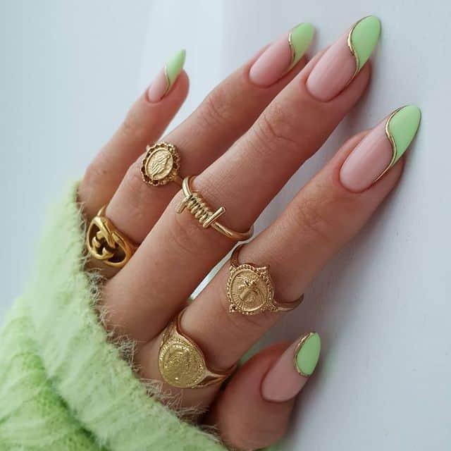 summer nails, summer nails 2021, summer nail ideas, summer nail colors, summer nails acrylic, summer nail designs, summer nail art, easy summer nails, cute summer nails, summer nails short, summer nail trends, green nail ideas, lime green nails