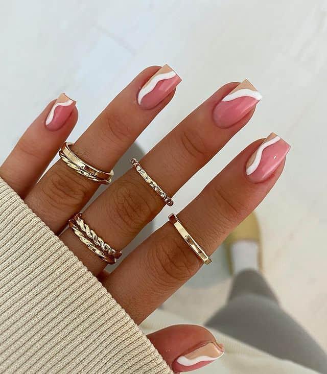 pink nails, pink nail art, pink nail designs, pink nail ideas, pink nails acrylic, pink nail polish, spring nails