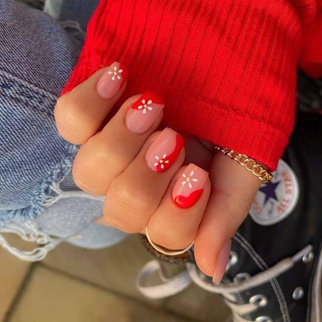 summer nails, summer nails 2021, summer nail ideas, summer nail colors, summer nails acrylic, summer nail designs, summer nail art, easy summer nails, cute summer nails, summer nails short, summer nail trends, floral nail art, floral nail ideas, flower nails