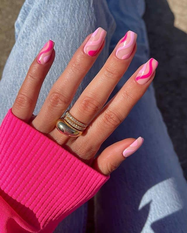 summer nails, summer nails 2021, summer nail ideas, summer nail colors, summer nails acrylic, summer nail designs, summer nail art, easy summer nails, cute summer nails, summer nails short, summer nail trends, pink nails, pink nail art