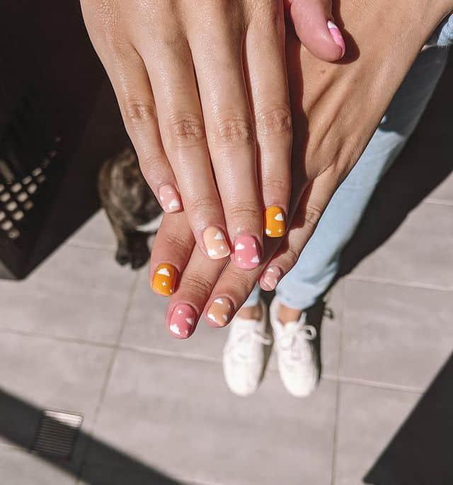 summer nails, summer nails 2021, summer nail ideas, summer nail colors, summer nails acrylic, summer nail designs, summer nail art, easy summer nails, cute summer nails, summer nails short, summer nail trends, cloud nails, cloud nail ideas