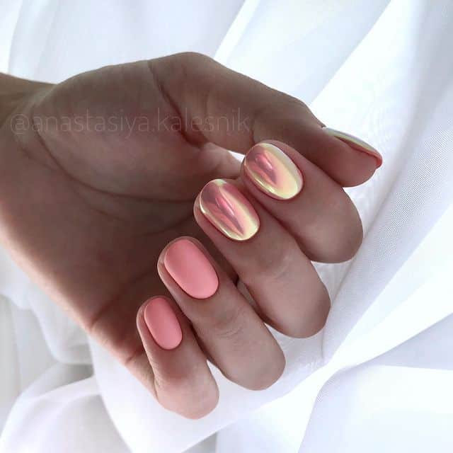 summer nails, summer nails 2021, summer nail ideas, summer nail colors, summer nails acrylic, summer nail designs, summer nail art, easy summer nails, cute summer nails, summer nails short, summer nail trends, metallic nails, metallic nail ideas