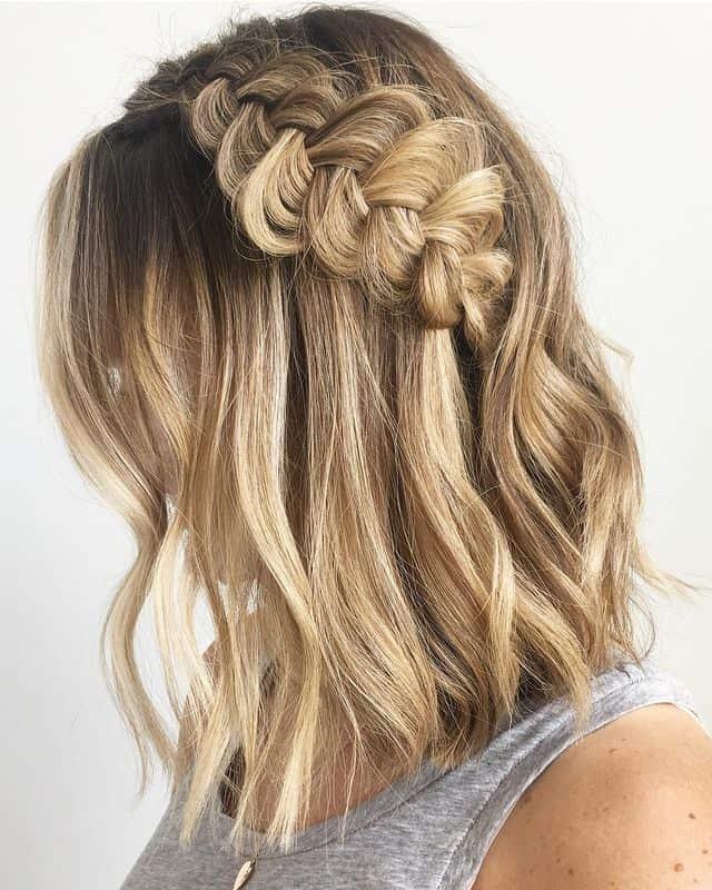 braided hairstyle, long braided hairstyle, boho braids, boho braids hairstyle, easy braided hairstyle, wedding hair, wedding hairstyles, braided wedding hair, braids for long hair, braided hairstyles for wedding, braided hairstyles for long hair, short braid hairstyle, short braids