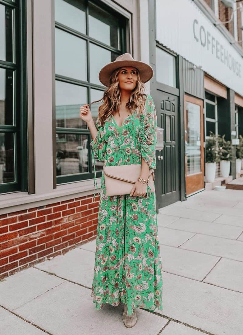 30+ Maxi Dresses You Need In Your Closet!