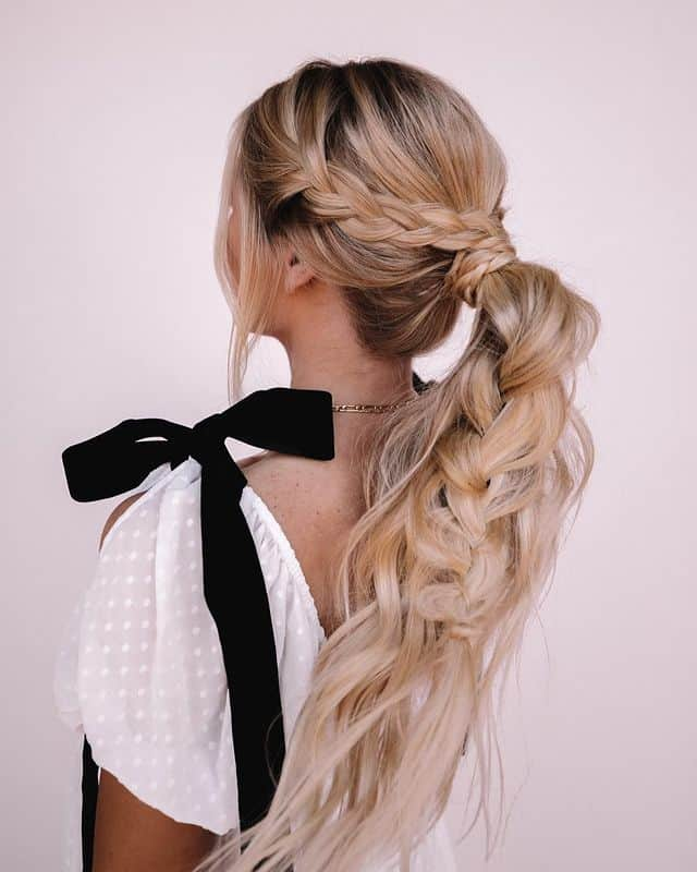 braided hairstyle, long braided hairstyle, boho braids, boho braids hairstyle, easy braided hairstyle, wedding hair, wedding hairstyles, braided wedding hair, braids for long hair, braided hairstyles for wedding, braided hairstyles for long hair, braided ponytail, easy braided ponytail