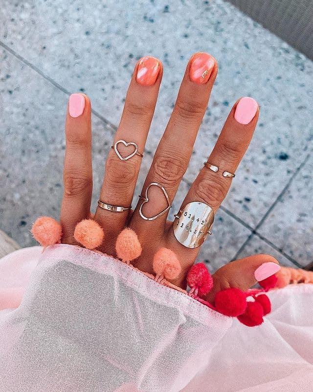 summer nails, summer nails 2021, summer nail ideas, summer nail colors, summer nails acrylic, summer nail designs, summer nail art, easy summer nails, cute summer nails, summer nails short, summer nail trends, marble nails, marble nail art