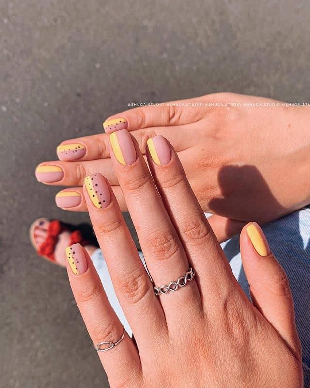 summer nails, summer nails 2021, summer nail ideas, summer nail colors, summer nails acrylic, summer nail designs, summer nail art, easy summer nails, cute summer nails, summer nails short, summer nail trends, yellow nails, yellow nail ideas