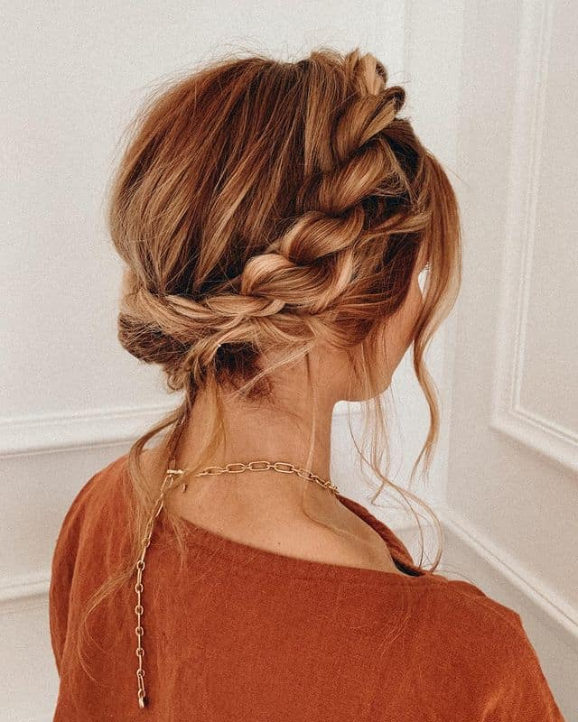 braided hairstyle, long braided hairstyle, boho braids, boho braids hairstyle, easy braided hairstyle, wedding hair, wedding hairstyles, braided wedding hair, braids for long hair, braided hairstyles for wedding, braided hairstyles for long hair, crown braid, easy crown braid