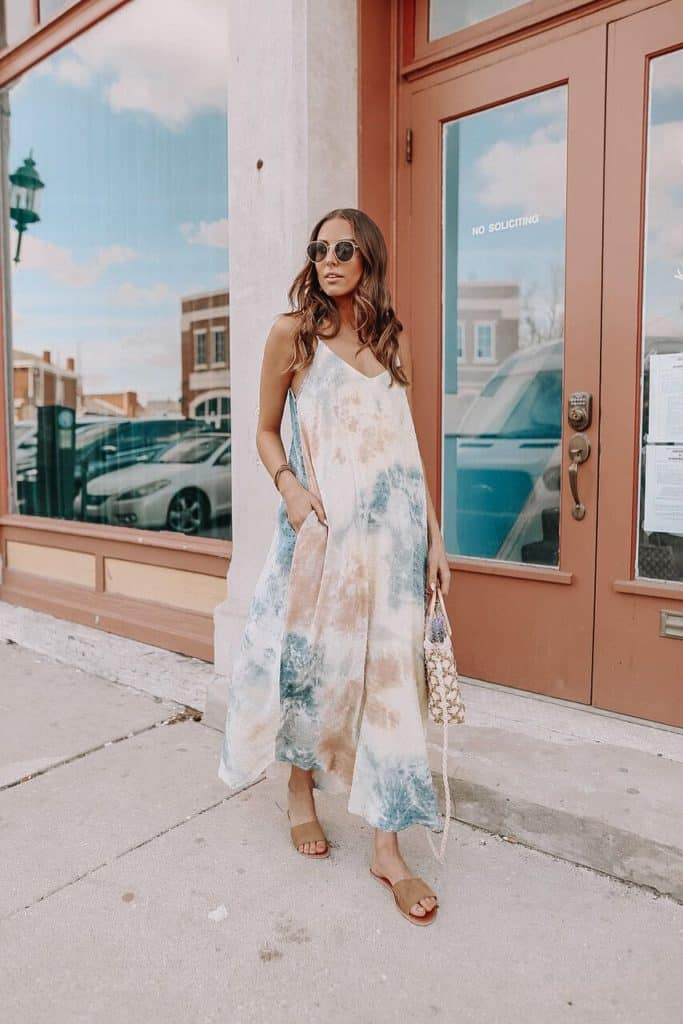 maxi dress, maxi dress outfit, maxi dresses casual, maxi dress summer, maxi dress ideas, maxi dress spring, tie dye maxi dress