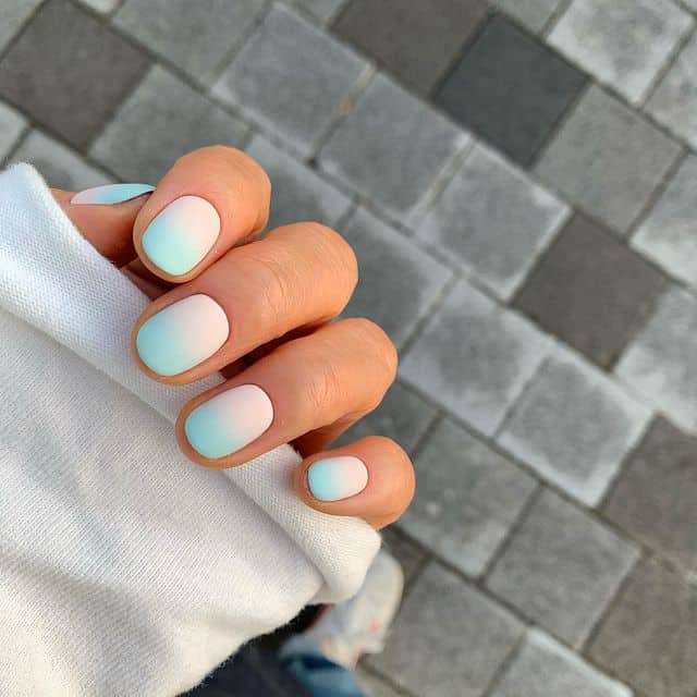 summer nails, summer nails 2021, summer nail ideas, summer nail colors, summer nails acrylic, summer nail designs, summer nail art, easy summer nails, cute summer nails, summer nails short, summer nail trends, ombre nail ideas, blue ombre nails