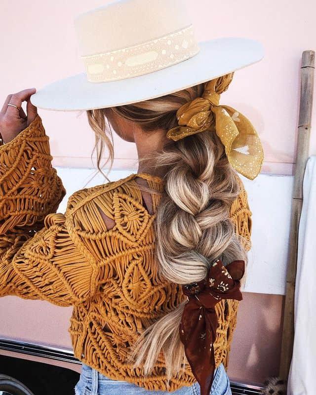 braided hairstyle, long braided hairstyle, boho braids, boho braids hairstyle, easy braided hairstyle, wedding hair, wedding hairstyles, braided wedding hair, braids for long hair, braided hairstyles for wedding, braided hairstyles for long hair, loose Braid