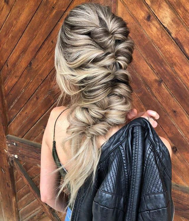 braided hairstyle, long braided hairstyle, boho braids, boho braids hairstyle, easy braided hairstyle, wedding hair, wedding hairstyles, braided wedding hair, braids for long hair, braided hairstyles for wedding, braided hairstyles for long hair, braided ponytail