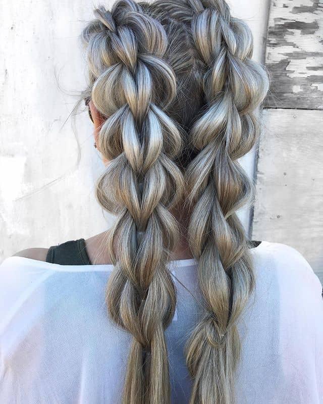 braided hairstyle, long braided hairstyle, boho braids, boho braids hairstyle, easy braided hairstyle, wedding hair, wedding hairstyles, braided wedding hair, braids for long hair, braided hairstyles for wedding, braided hairstyles for long hair, 3d braids, pigtail hairstyle, pigtail hair