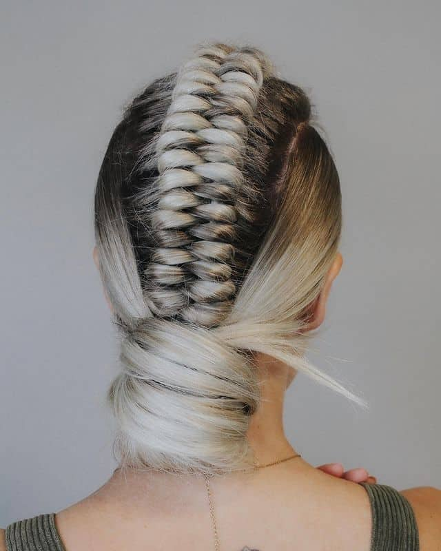 braided hairstyle, long braided hairstyle, boho braids, boho braids hairstyle, easy braided hairstyle, wedding hair, wedding hairstyles, braided wedding hair, braids for long hair, braided hairstyles for wedding, braided hairstyles for long hair, infinity braid