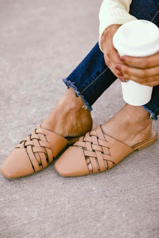 spring sandals, sandals, waffle sandals, spring sandals 2021, spring sandals flats, nude flats