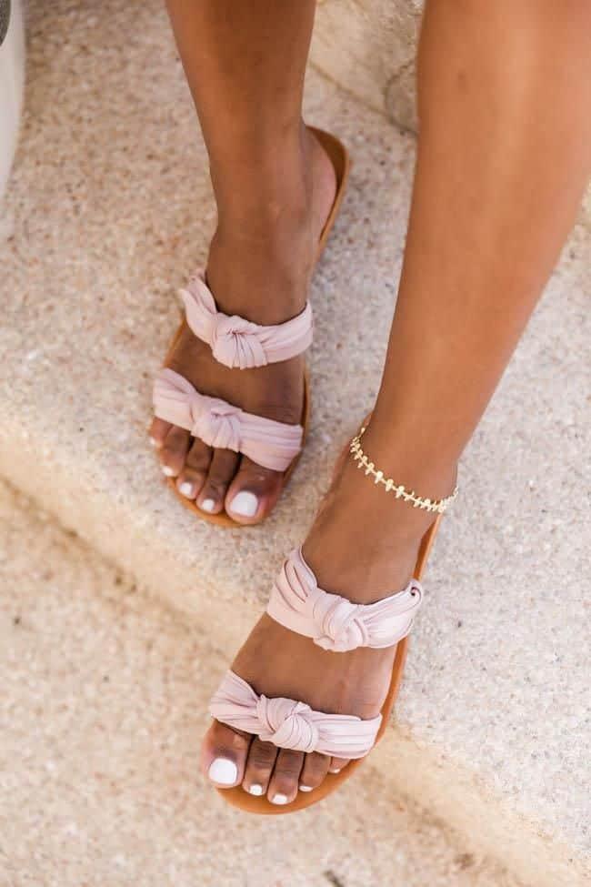 spring sandals, sandals, waffle sandals, spring sandals 2021, spring sandals flats, pink sandals, bow sandals