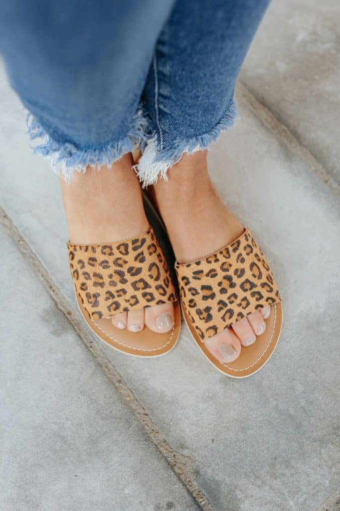 spring sandals, sandals, waffle sandals, spring sandals 2021, spring sandals flats, leopard slides, leopard sandals
