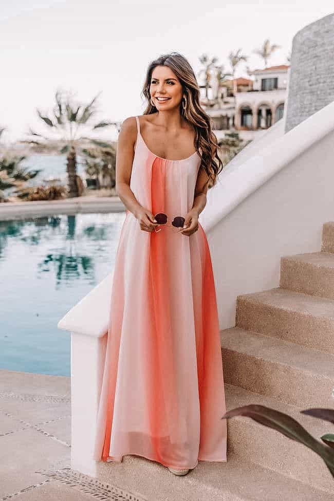 maxi dress, maxi dress outfit, maxi dresses casual, maxi dress summer, maxi dress ideas, maxi dress spring, ombre maxi dress