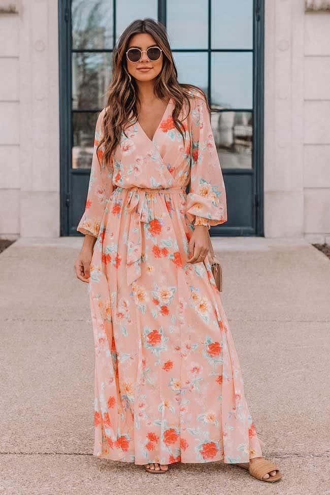 maxi dress, maxi dress outfit, maxi dresses casual, maxi dress summer, maxi dress ideas, maxi dress spring, floral maxi dress, long sleeve maxi dress