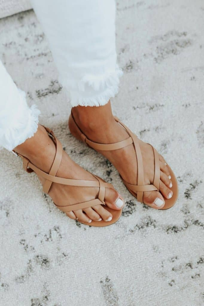 spring sandals, sandals, waffle sandals, spring sandals 2021, spring sandals flats, nude sandals, cross sandals