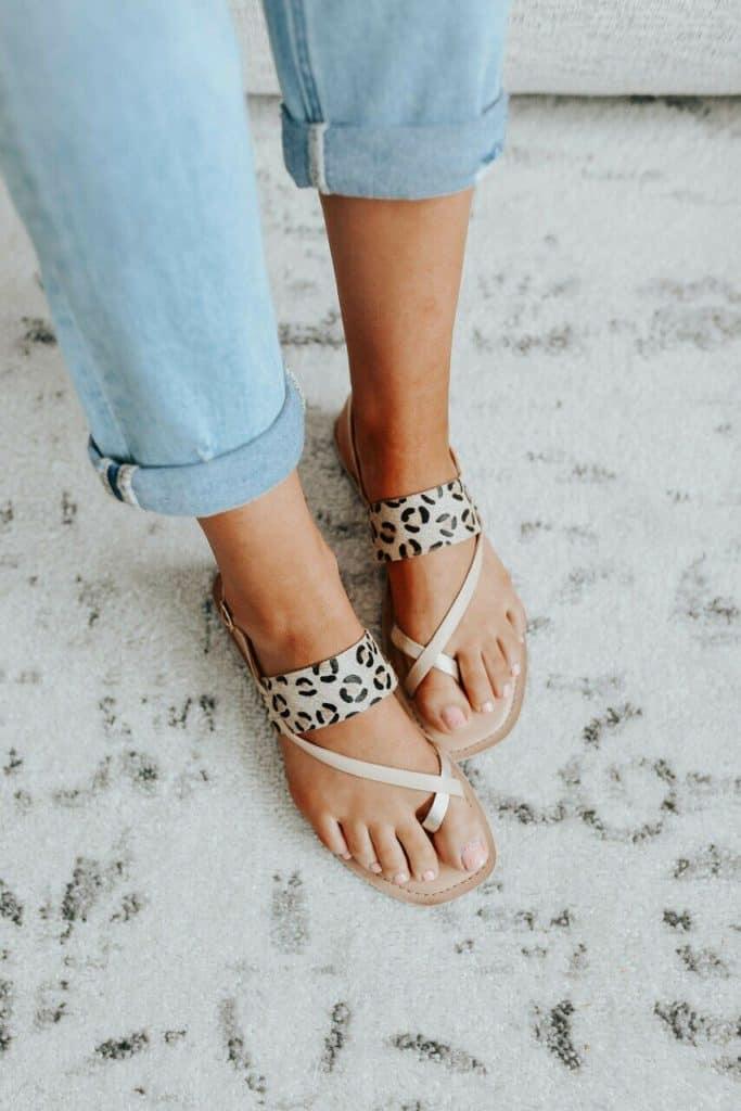 spring sandals, sandals, waffle sandals, spring sandals 2021, spring sandals flats, leopard sandals, leopard flats