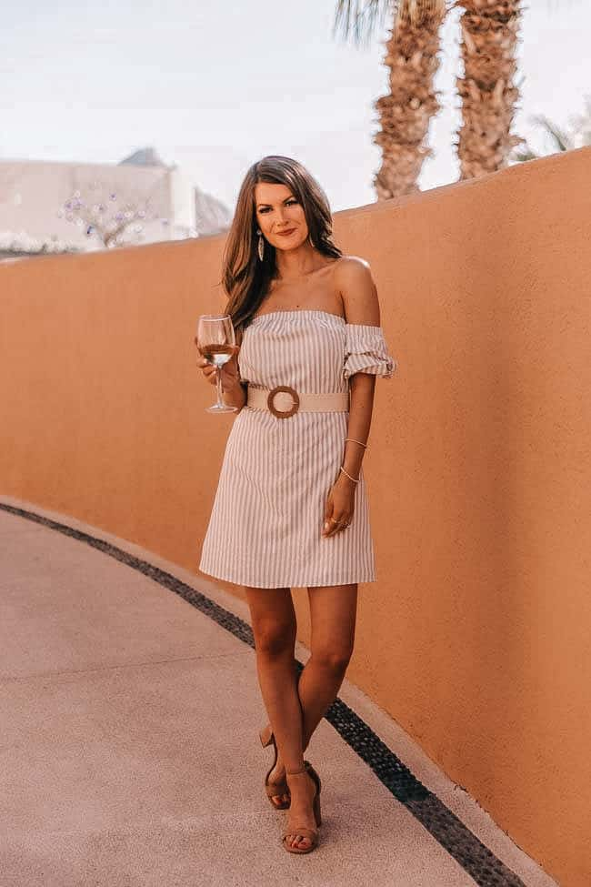 summer outfit, summer dresses, summer dress, summer dress outfits, summer dresses for women, summer dresses 2021, summer dresses for women, summer outfit inspiration, summer outfits 2021, striped dress, striped dress outfit