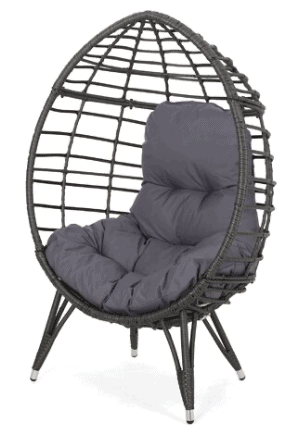 egg chair, egg chair patio, egg chair outdoor, egg chair indoor, egg chair decor, egg chair living room, egg chair photoshoot, egg chair patio ideas, patio furniture, patio decor