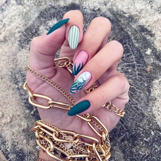 vacation nails, vacation nails acrylic, vacation nails simple, vacation nails 2021, beach nails, beachy nails, beach nails vacation, beach nail designs, pink nails