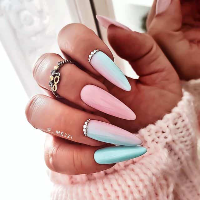 vacation nails, vacation nails acrylic, vacation nails simple, vacation nails 2021, beach nails, beachy nails, beach nails vacation, beach nail designs, aqua nails, pink nails