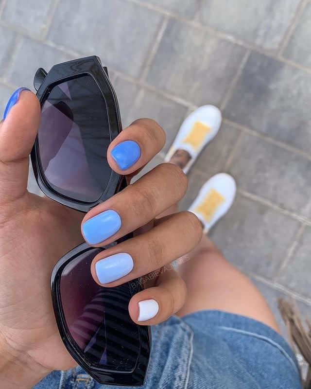 vacation nails, vacation nails acrylic, vacation nails simple, vacation nails 2021, beach nails, beachy nails, beach nails vacation, beach nail designs, blue nails, ombre nails