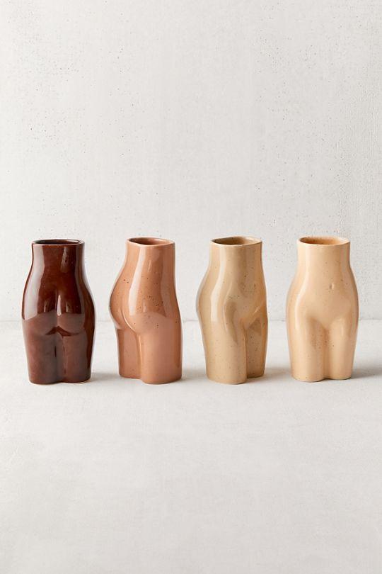 vase, vase decorating ideas, vases decor, vase filler ideas, DIY vase, flower vase, flower vases, ceramic vase, modern decor, female form vase, bodice vase, body vase