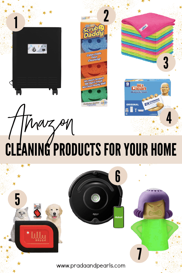 The Best Home Cleaning Products on Amazon!