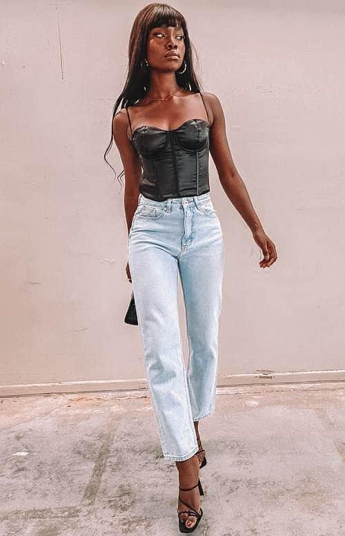 corset outfit, corset, corset top outfit, corset outfit aesthetic, corset top, corset outfit ideas, corset outfit street style, black corset outfit, black corset