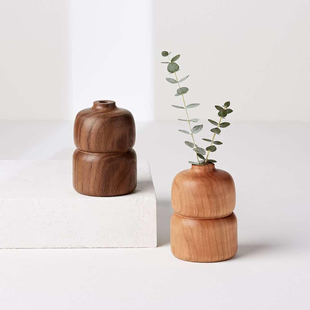 vase, vase decorating ideas, vases decor, vase filler ideas, DIY vase, flower vase, flower vases, ceramic vase, modern decor, wooden vase