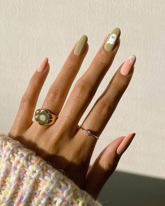 halloween nails, halloween nails acrylic, halloween nails ideas, halloween nails short, halloween nails simple, halloween nails easy, halloween nails 2021, halloween nails acrylic coffin, girly halloween nails