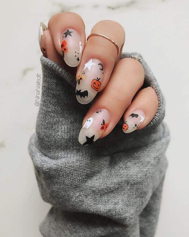 halloween nails, halloween nails acrylic, halloween nails ideas, halloween nails short, halloween nails simple, halloween nails easy, halloween nails 2021, halloween nails acrylic coffin, halloween nail stickers