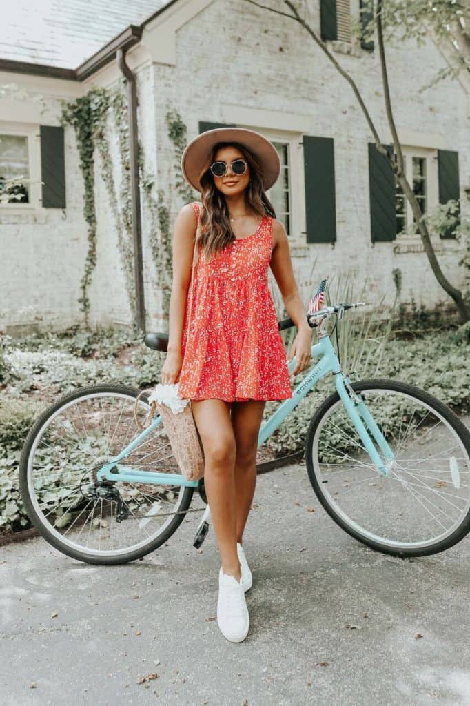 4th of July, 4th of July outfits for women, 4th of July outfits for women party, 4th of July outfits for teenagers, 4th of July outfits for women summer, 4th of July fashion, 4th of July looks, patriotic outfit, patriotic outfits for women, red dress outfit, red dress women
