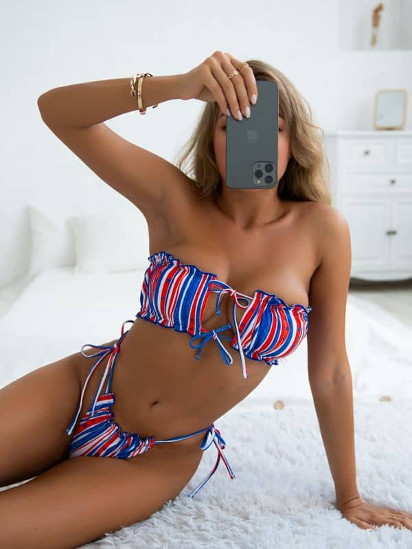 4th of July, 4th of July outfits for women, 4th of July outfits for women party, 4th of July outfits for teenagers, 4th of July outfits for women summer, 4th of July fashion, 4th of July looks, patriotic outfit, patriotic outfits for women, summer graphic tee, graphic tee outfit 4th of July swimsuit, patriotic swimsuit
