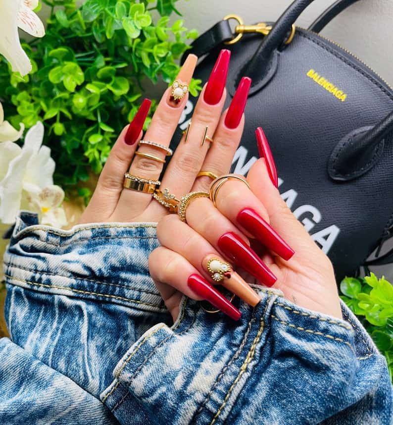 Disney Nails, disney nail designs, Disney Nails simple, disney nail art, Disney Nails acrylic, disney nail ideas, Disney Nails easy, Mickey Mouse nails, mickey mouse nail art, Mickey Mouse press on nails